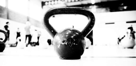 Kettlebell - odważnik fitness