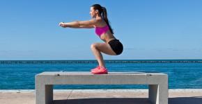 Cwiczenia na miesnie ud